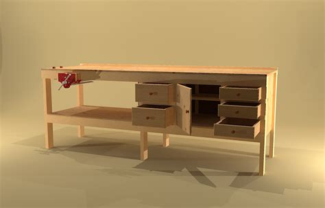 work table plans plans diy   window box