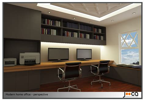 modern bureau contemporary office home office design project designed