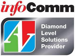 Infocomm Diamond Level Solutions Provider
