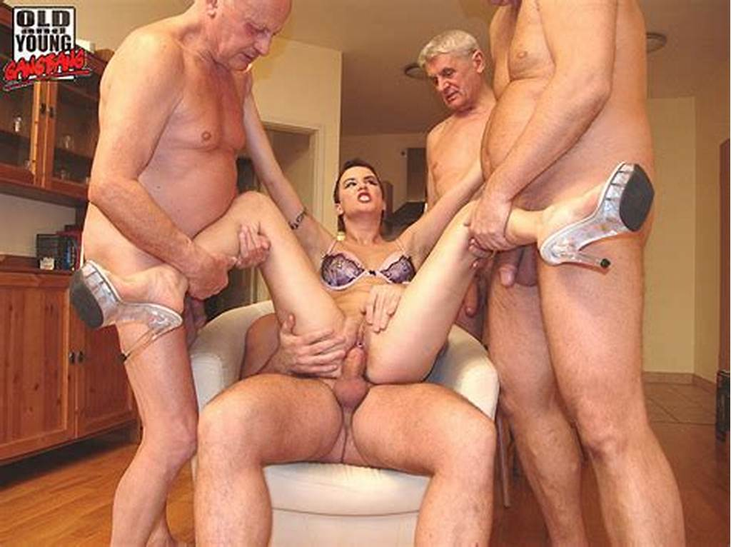 #These #4 #Grandpas #Decide #To #Have #Another #Gangbang #Just #Like