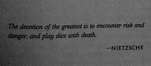 Devotional Quot... Nietzsche Life Affirmation Quotes