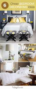 6, Cheap, Bedroom, Decorating, Ideas, Also, Really, Like, The