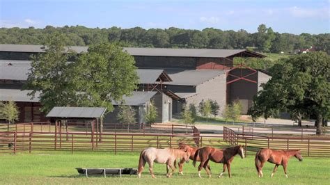 horse ranches ranch texas horses country popular most horseranch architects