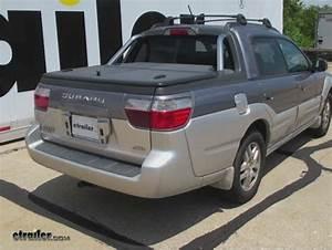 2006 Subaru Baja Hidden Hitch Trailer Hitch Receiver With