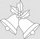 Jingle Bells Clipart Coloring Bell Adult Imgbin sketch template