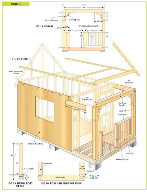 house plans free free diy cabin plans free cabin plans bunkie plans