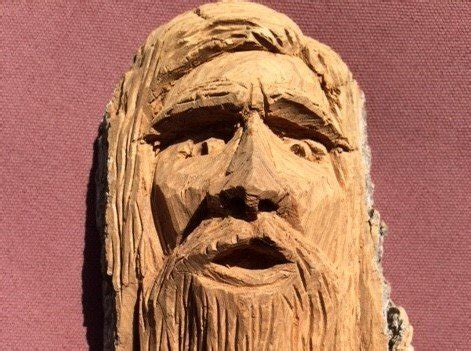 solitary mountain man  phil  lumberjockscom