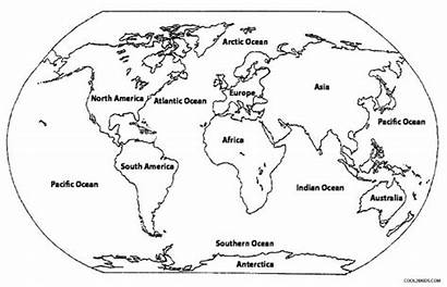Coloring Map Pages