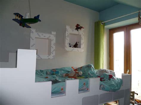 deco chambre fait maison lit fait maison photo 1 5 chambre chevalier