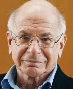 Daniel Kahneman, 2002 Nobel Laureate and Princeton ...