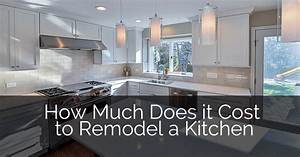 how much does it cost to remodel a kitchen in naperville With how much does the average kitchen remodel cost