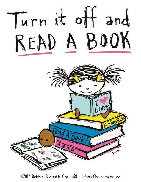 I'm Bored Summer Reading Club  Debbie Ridpath Ohi (twitter @inkyelbows