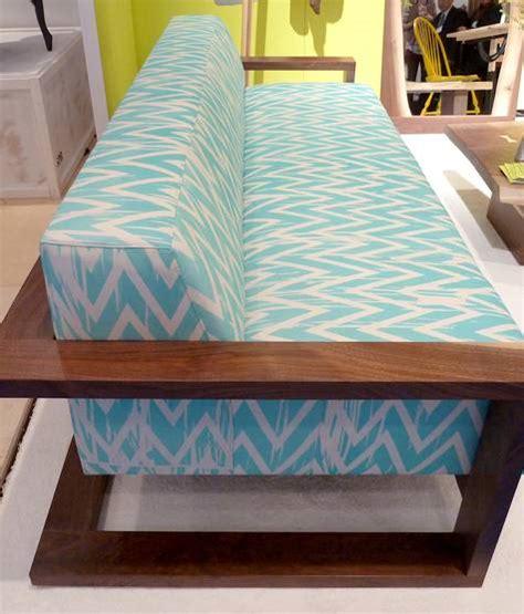 Diy Wood Sofa by Icff 2010 Trends Wood Metal Design Sponge