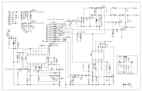 Philips Fwm Schematic Diagrams Printed Circuit