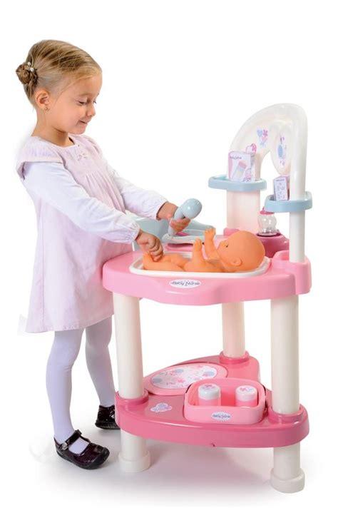 siege pour manger bebe smoby 24663 poupée et mini poupée baby la