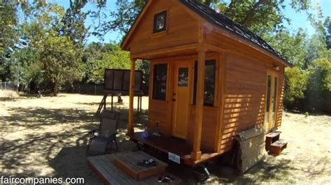 big tiny house living big in a tiny house for only 500mo off grid world