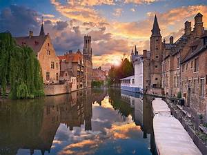 The 50 Most Beautiful Places in Europe | Bruges, Belgium ...