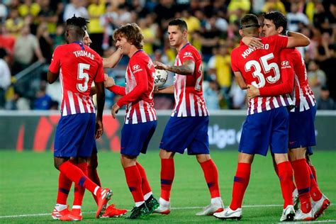 Includes the latest news stories, results, fixtures, video and audio. Let's Go Shopping: Atlético Madrid 2019 Summer Transfer Edition