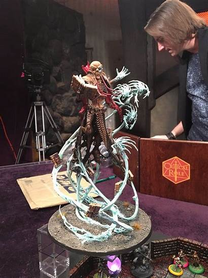 Vecna Critical Role Ascended Characters Episode Machina