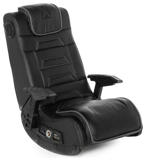 Wireless Vibrating Gaming Chair by X Rocker Wireless Pro Series Rocker With Vibration