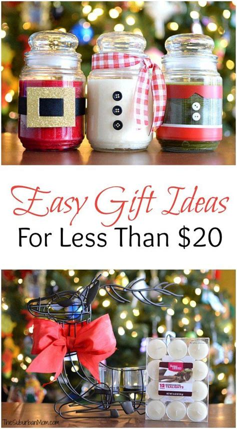 diy christmas candles   easy gift ideas