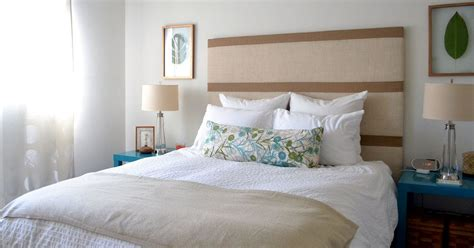 how to make a fabric headboard how to make an upholstered headboard hometalk