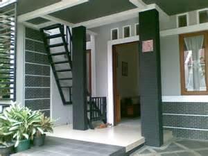 desain teras rumah minimalis modern desain teras rumah ...