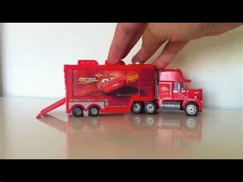 Camion Mack Cars Cars 2 Mack Cami 243 N Juguete Miniatura Mattel