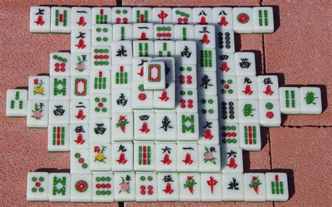 Mahjong Solitaire Tiles by Solitaire Mahjongg A Guide To The World Of The Computer