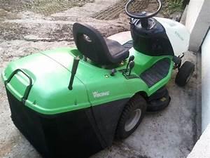 Bac De Ramassage Tracteur Tondeuse : tracteur tondeuse viking cyclon mt540 92 cm ~ Nature-et-papiers.com Idées de Décoration