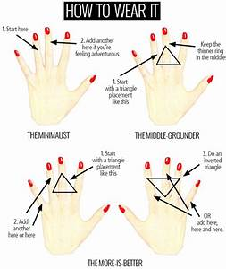 technique on how to wear knuckle midi rings jewelry With wedding ring finger meaning