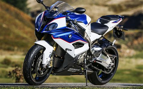 Download Wallpapers Bmw S1000rr, 4k, Michelin Power Rs