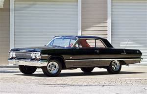 1963 Chevrolet Impala Ss Sport Coupe 327 V8 4