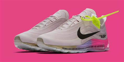 Serena jameka williams (* 26. Serena Williams' Off-White™ x Nike Air Max 97 Makes a ...