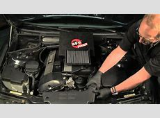 Replacing the Engine Air Filter in a BMW or MINI YouTube