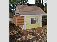 How to Build a Chicken Coop for Less Than $50 Live Simply