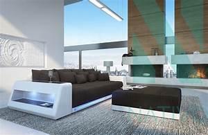 Big Sofa Led Beleuchtung : edles ledersofa big sofa vice bei nativo m bel schweiz g nstig kaufen ~ Bigdaddyawards.com Haus und Dekorationen