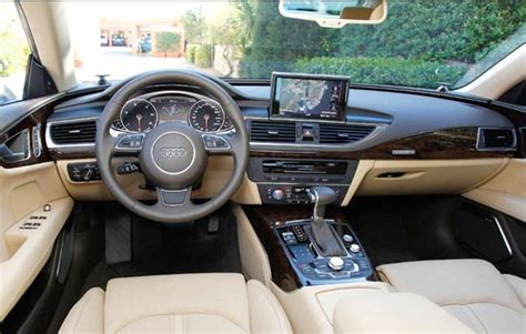 2019 Audi A7 Interior by 2019 Audi A7 Sedan Review Audi Suggestions
