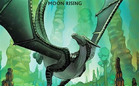 Vire Academy Books In Review Wings Of Fire Moon Rising