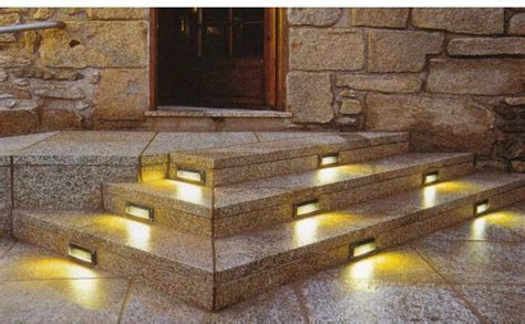 Recessed Led Floor Lights 3*3W Stair Lighting Led Step