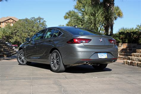 Buick Regal Sportback Review by 2018 Buick Regal Sportback Review Autoguide News