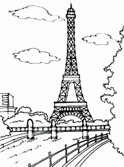 French Coloring Pages Printable Getcolorings