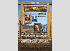 Toby Keith, Luke Bryan to headline 2013 Thunder on the