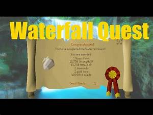 Waterfall Quest... Waterfall Quest