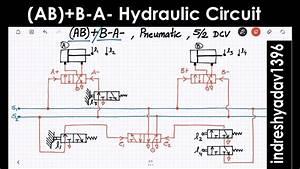 Ab  B-a- Hydraulic  Pneumatic Circuit