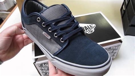 Vans Chukka Low Shoes Unboxing