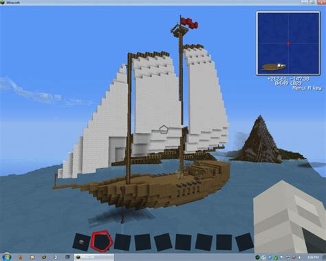 Minecraft Boat Gif by Ships And Boats Mod For Minecraft 1 6 4