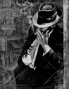 Lowboard Schwarz Weiß : leinwandbild gem lde kunstdruck fred schwarz wei ebay ~ Lateststills.com Haus und Dekorationen