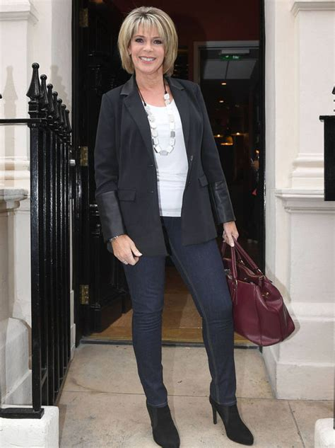 strictly  dancing  ruth langsford sports tight
