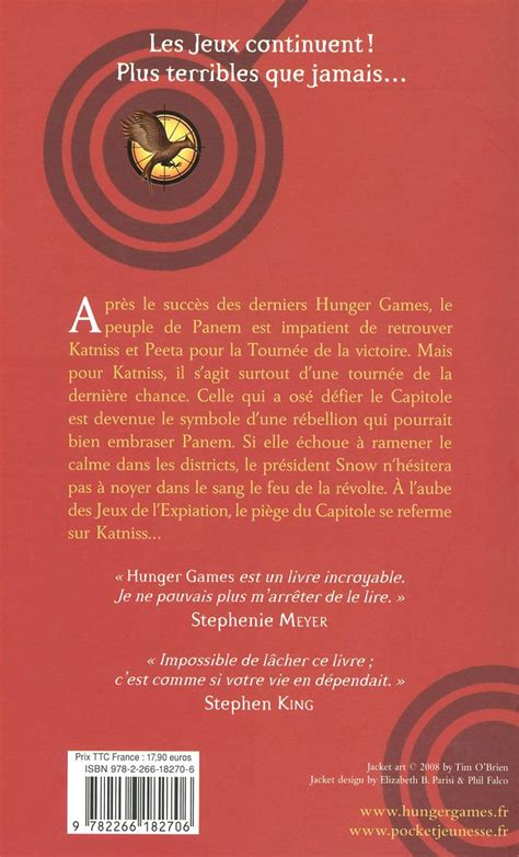 hunger tome 2 l embrasement messageries adp